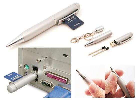 Spydisk Pen