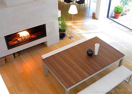 Fusion table furniture design